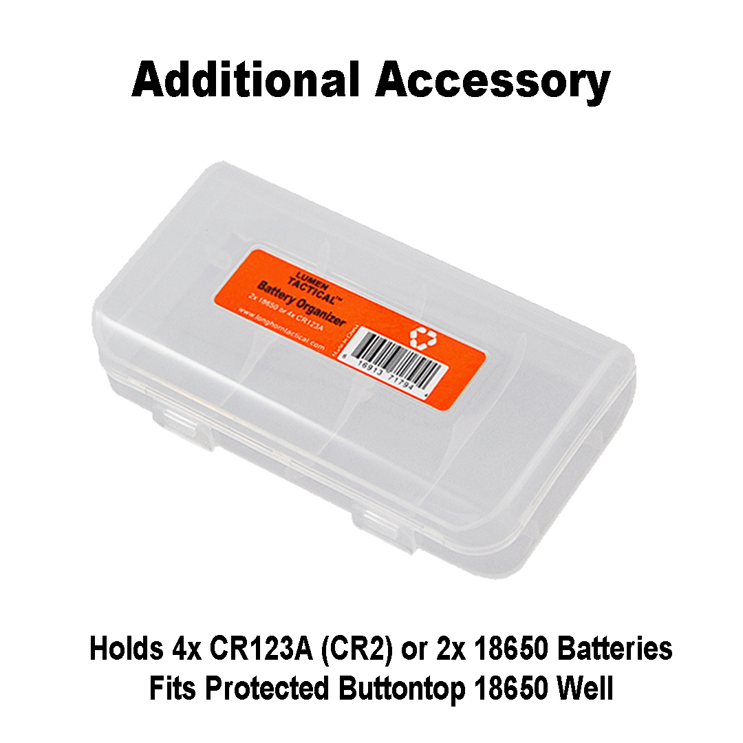 Olight Array 400 lm double faisceau Rechargeable USB projecteur lumentac Case