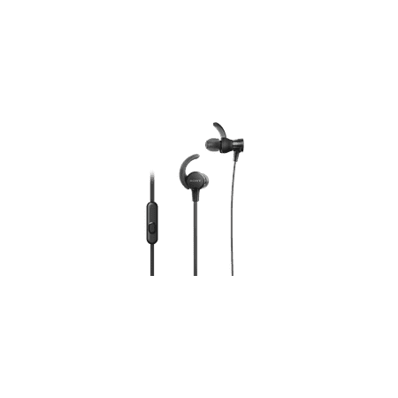 SONY MDR-XB510AS/B Black EXTRA BASS™ Sports In-ear Headphones
