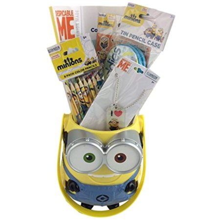Minion Despicable Me Party Activity Gift for Kids Set Kevin Bob Stuart - Walmart.com