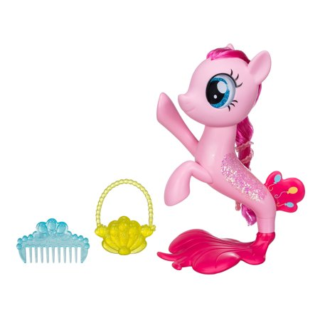 My Little Pony: The Movie Glitter & Style Seapony Pinkie