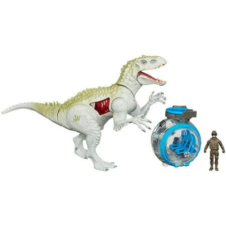 Jurassic World Indominus Rex vs. Gyrosphere Pack