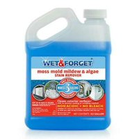 1/2 Gallon Wet & Forget Moss Mold & Mildew Stain Remover EPA Registered