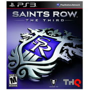 Saints Row The Third (PS3) - Pre-Owned