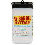Flies Be Gone Fly Barrel Fly Trap