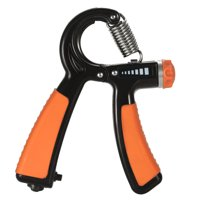 TOMSHOO Hand Grip Strengthener Hand Strength Trainer Exerciser Gripper with Counter 22-88lbs Adjustable Resistance