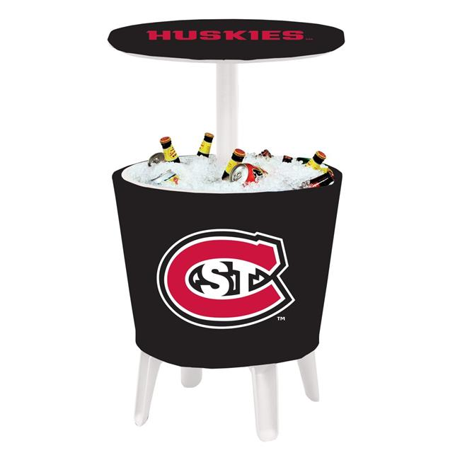 Victory Corps 810024SCSU-002 NCAA Event Cooler Table St. Cloud State - No.002