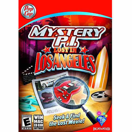 Mystery P.I. Lost in Los Angeles (PC) (Digital Code)