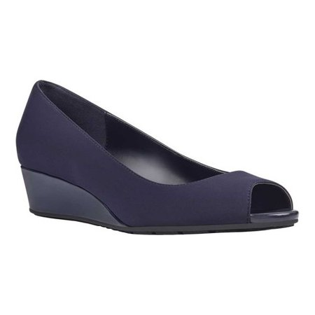 Women's Candra Peep Toe Wedge