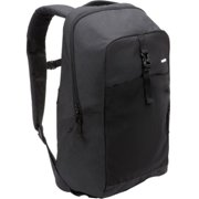 "Incase CL55542 Incase Cargo Carrying Case (Backpack) for 15"" Notebook, MacBook Pro - Black - 600D Polyester, Nylon - Shoulder Strap"