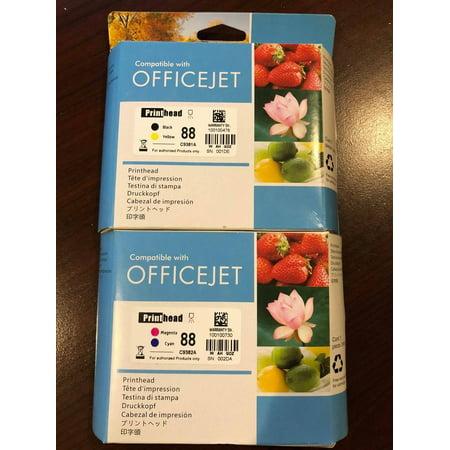 Printhead Door (HP 88 printer head printhead C9381A C9382A for HP OffceJet L7650)