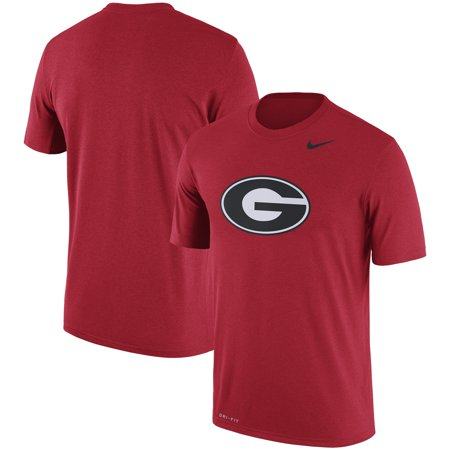 Georgia Bulldogs Nike Logo Legend Dri-FIT Performance T-Shirt - (Nike Dri Fit Legend Sleeveless Training Shirt)