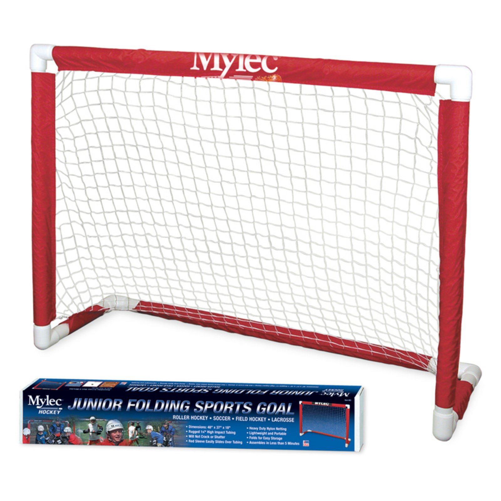 Mylec Junior Folding Sports Hockey Goal