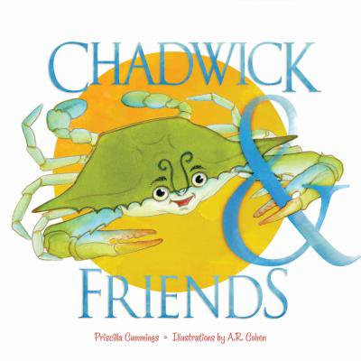 Chadwick and Friends: A Lift-The-Flap Board Book (Board Book)