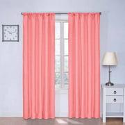 Eclipse Kids Kendall Room Darkening Energy-Efficient Curtain Panel