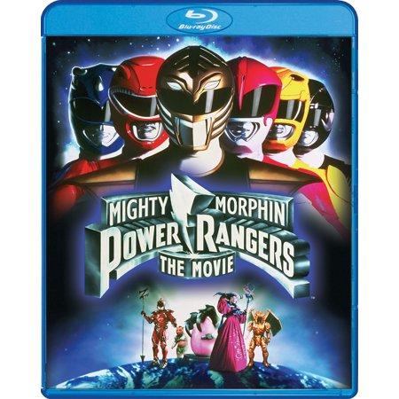 Mighty Morphin Power Rangers: The Movie (Blu-Ray) (Mighty Morphin Power Ranger Movie)