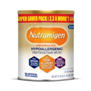Nutramigen Hypoallergenic Infant Formula with Enflora LGG - Powder, 27.8 oz Can