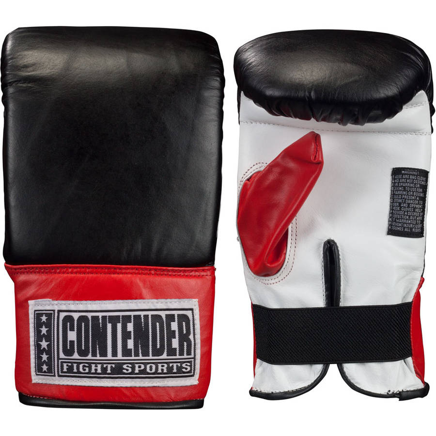 Contender Fight Sports Traditional Style Pro Bag Gloves