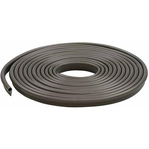 M-D Products 78196 17' Brown Vinyl Door Gasket