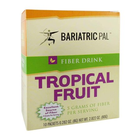 Tropical Fruit High Fiber Drink (10/Box) -