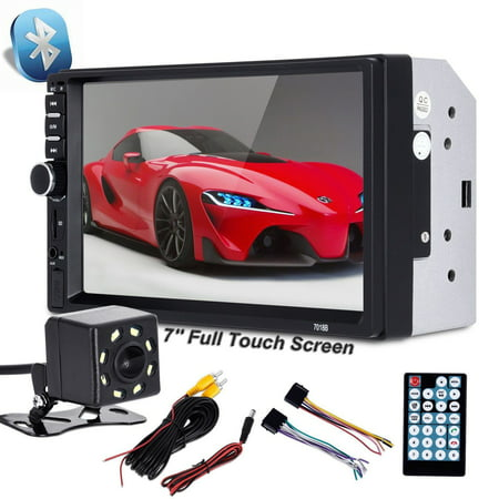 2 Din Car Video Player 7 Inch Touch Screen Car Radio Audio Stereo