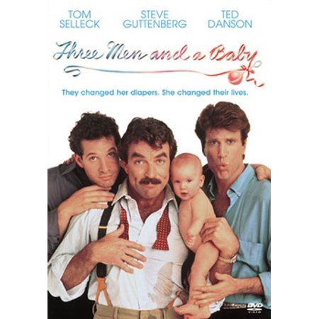 Three Men And A Baby (DVD) - Toddler The Movie