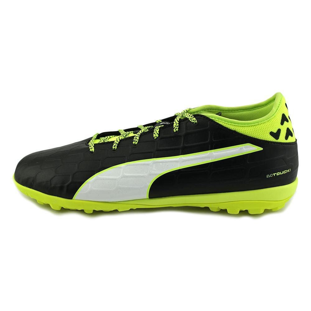 Puma Men's Evo Touch 3 Tt Black White Safety Yellow