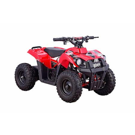 Electric Mini ATV Monster on 500W 36V (Red)