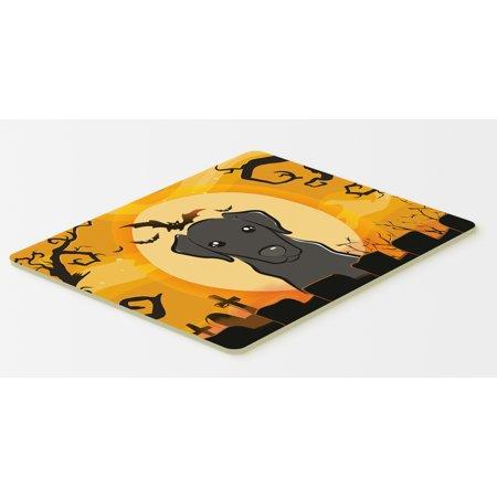 Halloween Black Labrador Kitchen or Bath Mat 20x30 BB1793CMT