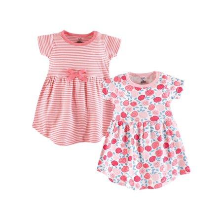 Organic Dress 2pk (Baby Girls) - Blossom Dress