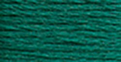 DMC 6-Strand Embroidery Cotton 8.7yd-Dark Teal Green