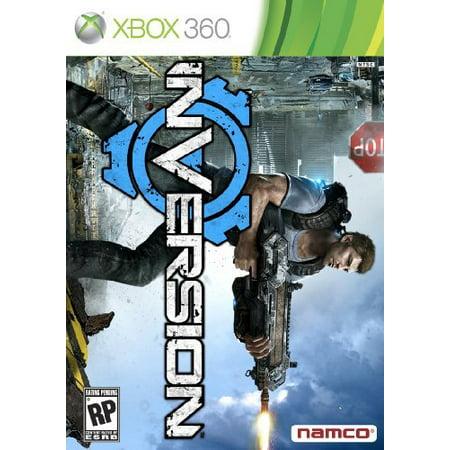 Inversion, Namco, XBOX 360, 722674210348
