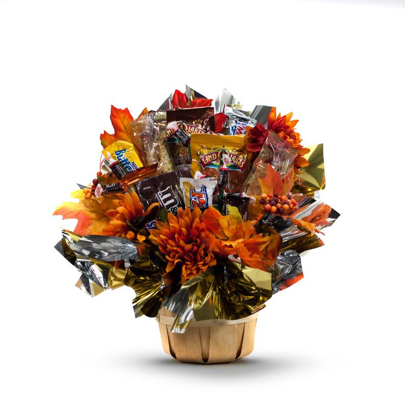 HAPPY THANKS Candy Bouquet