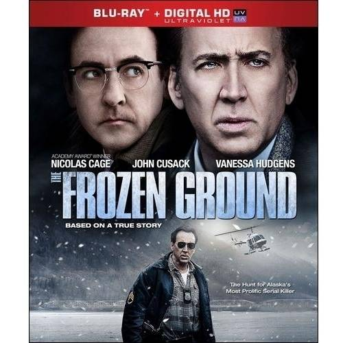 The Frozen Ground (Blu-ray + Digital HD) (With INSTAWATCH) (Widescreen)