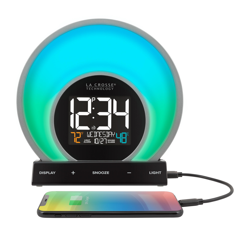 Alarm Clocks Clocks - Walmart.com