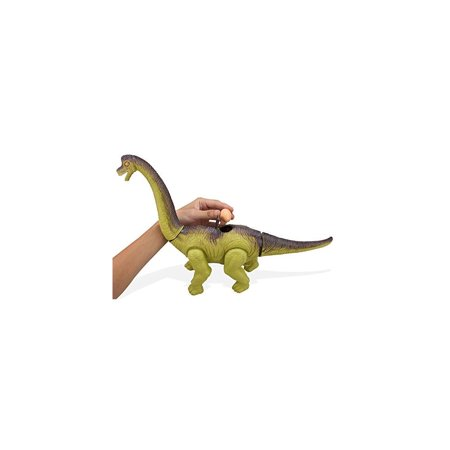 Dinosaur, Battery Powered Laying Egg Dinosaur. with Dinosaur Sounds and Lights - Dino Egg