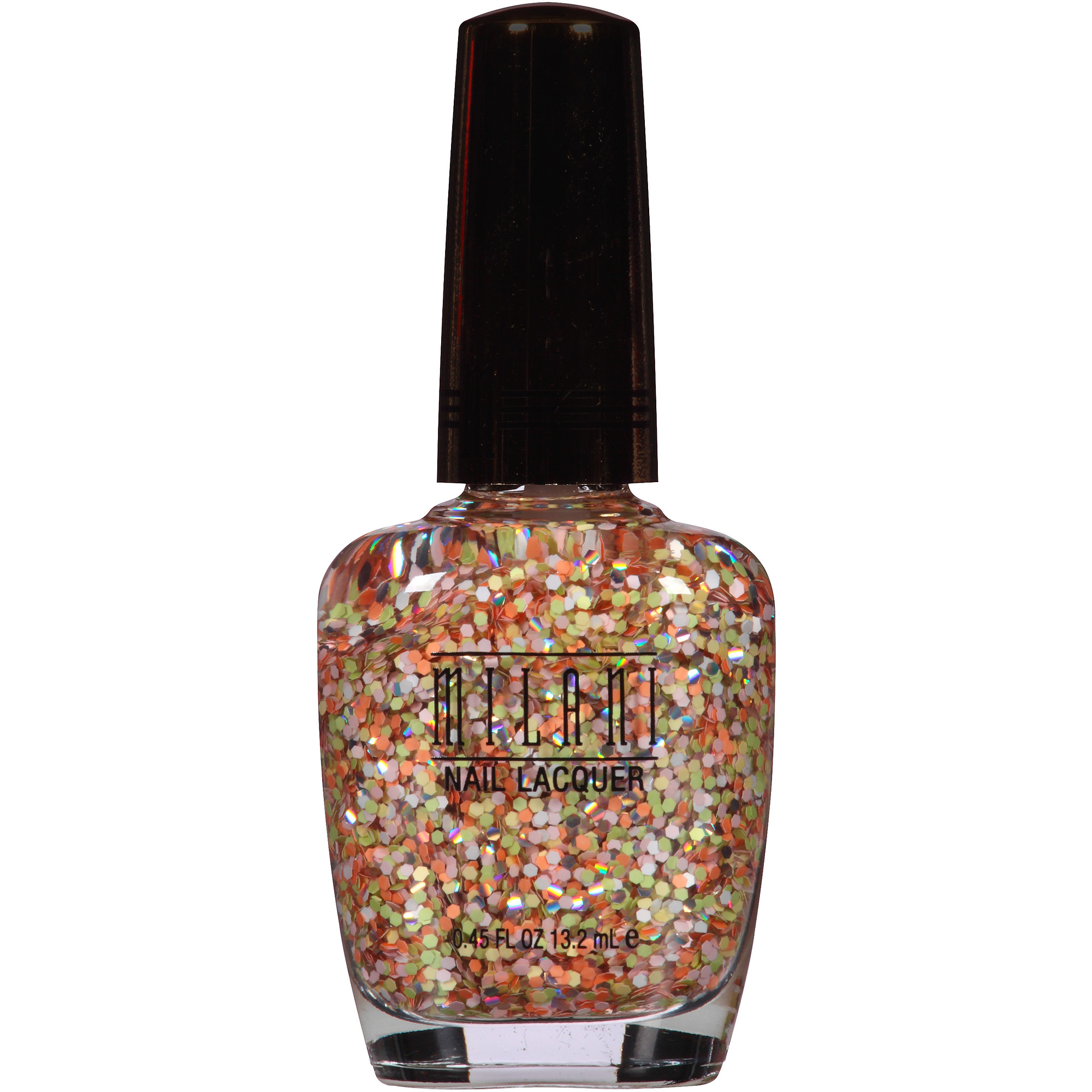 Milani Gold Label Specialty Nail Lacquer, 08 Sugar Rush, 0.45 fl oz