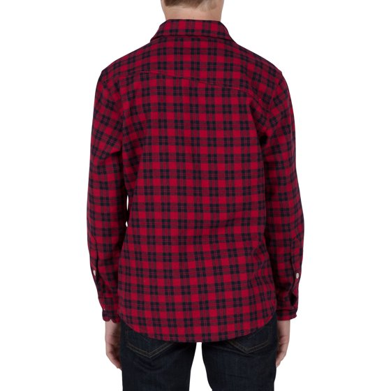 449caeff Volcom - Volcom - Boys Flartin Longsleeve Woven Shirt - Walmart.com
