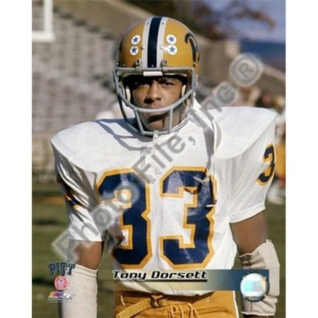 Tony Dorsett University of Pittsburgh Panthers Posed Sports Photo - 8 x 10 - image 1 of 1