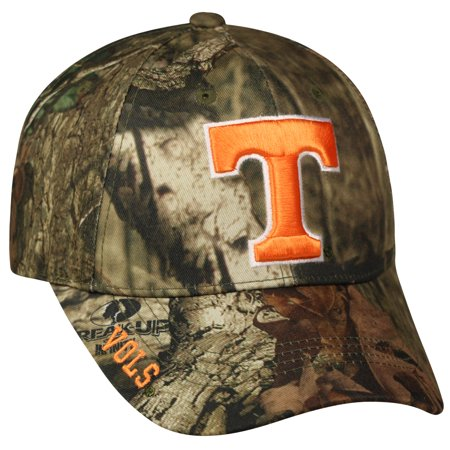 NCAA Men's Tennessee Volunteers Mossy Cap - Tennessee Volunteers Hat