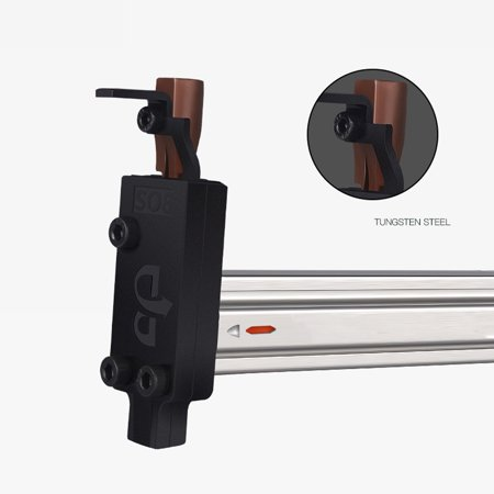 ST18 Wire Slot Nailing Machine Manual Nail Device Steel Semi-automatic Cement Woodworking DIY Supplies - image 5 de 6