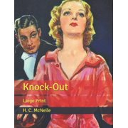 Knock-Out: Large Print (Paperback)