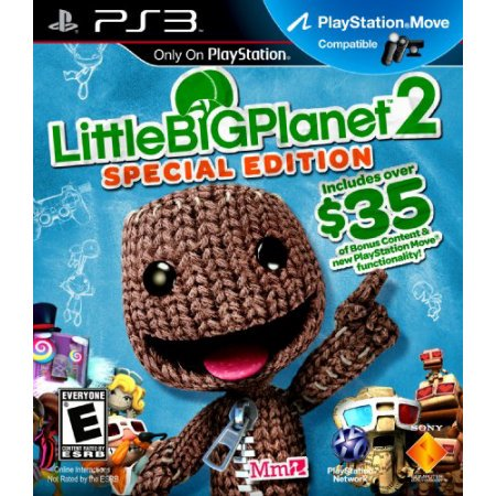 LIttle Big Planet 2 (PS3) - Pre-Owned (Best Little Big Planet Game)