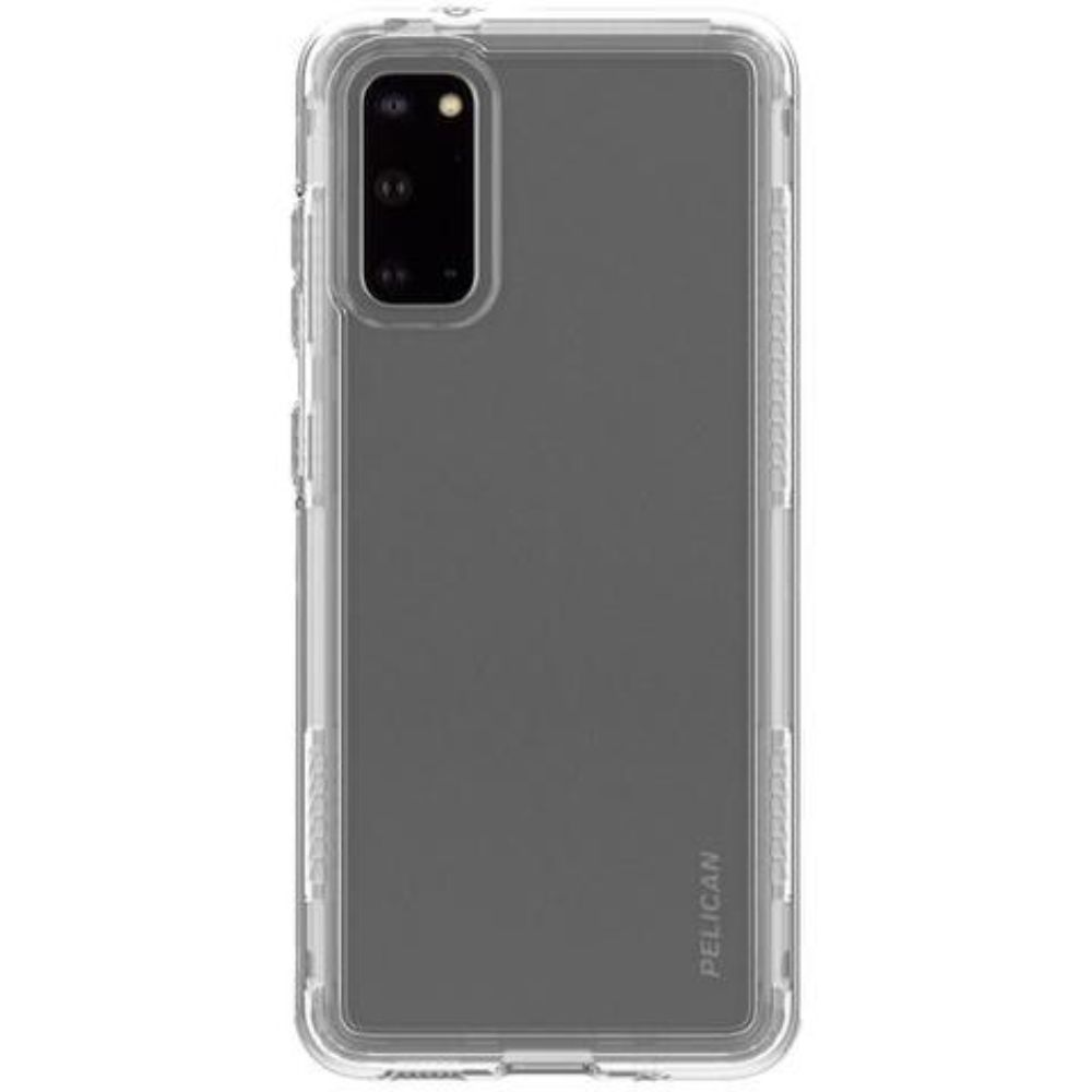 Pelican Samsung Galaxy S20 5G Case | Adventurer Series - Clear