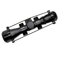 SAS Archery 4x32 Multi-Reticle Crossbow Scope with Rings