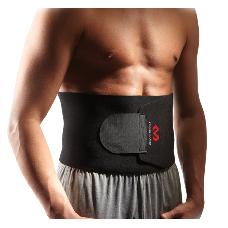 McDavid MD491 Waist Trimmer, OSFA , BLACK