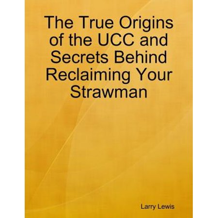 The True Origins of the UCC and Secrets Behind Reclaiming Your Strawman - - Origin Behind Halloween