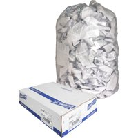 Genuine Joe, GJO01014, Clear Trash Can Liners, 100 / Box, Clear