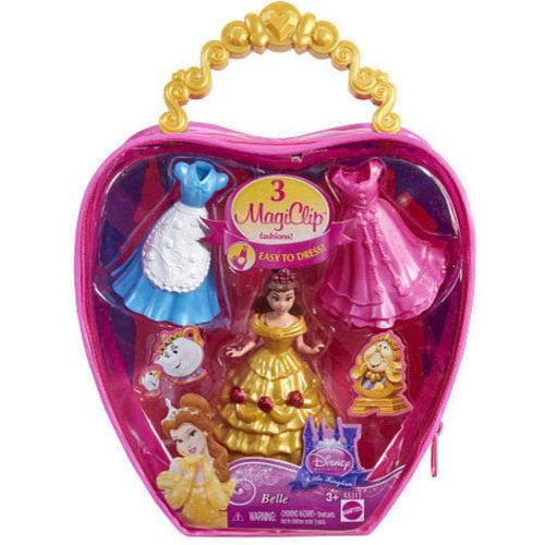 Disney Princess Disney Magicclip Vinyl Bag Assortment by Mattel