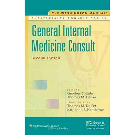 The Washington Manual General Internal Medicine Consult