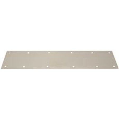 ALUMINUM DOOR KICK PLATE 8